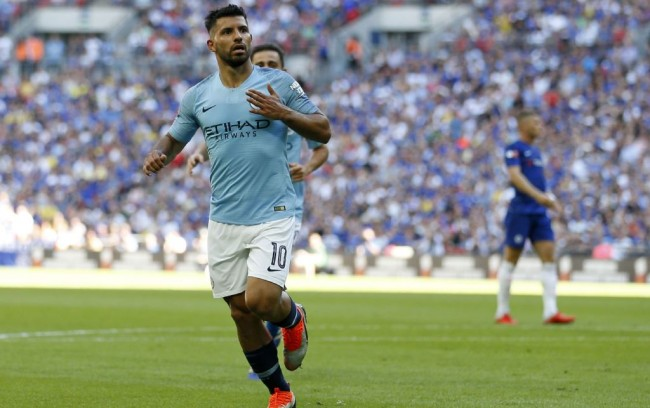 Bungkam Chelsea, City Raih Gelar Community Shield 2018