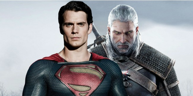 Superman Ingin Perankan Karakter The Witcher di Netflix?