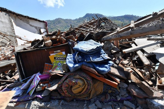 Several Countries Offer Aid to Lombok Quake Victims: Foreign Ministry