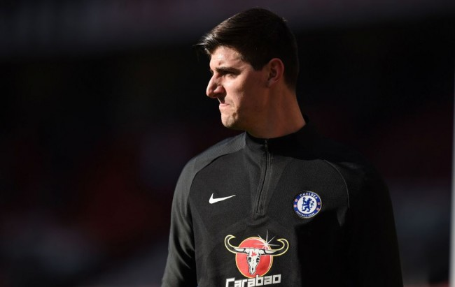 Courtois ke Madrid, Netizen Bawa-bawa Messi