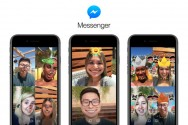 Facebook Bawa Game AR Sosial ke Messenger