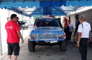 Kendaraan Lolos Scrutineering, Tim Siap Gas Pol di AXCR