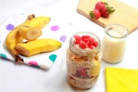 Resep Overnight   Oats