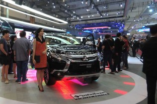 Mitsubishi dan Suzuki Cetak Penjualan Bagus di GIIAS