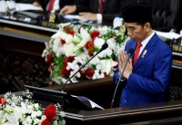 Jokowi Gives State of the Nation Address before Independence Day