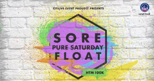 Konser Independence Voice Hadirkan Sore, Pure Saturday dan Float
