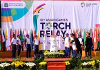Anies Harap Pembukaan Asian Games Lancar