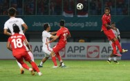 Asian Games: Jungkalkan Hong Kong, Indonesia Juara Grup A