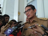 Jakarta Council to Discuss Sandiaga's Resignation Next Week