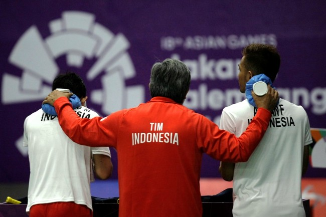 Kata Pelatih Ganda Putra Soal All-Indonesian Final
