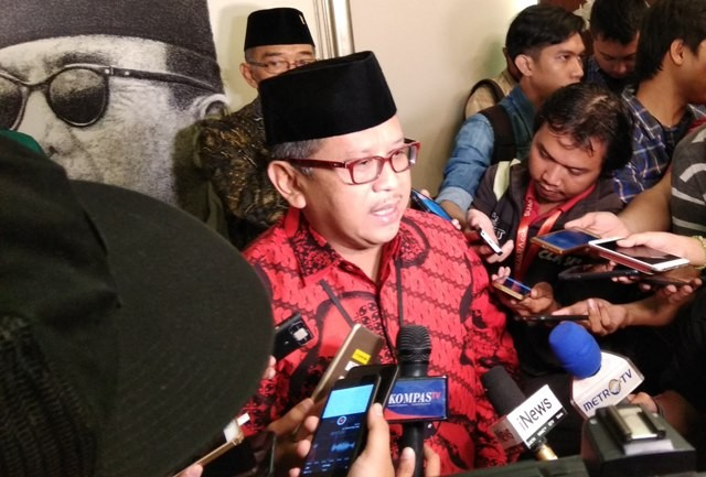 Jokowi's Campaign Team Appoints New Treasurer