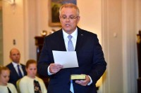 New Australian PM to Travel to Indonesia Tomorrow