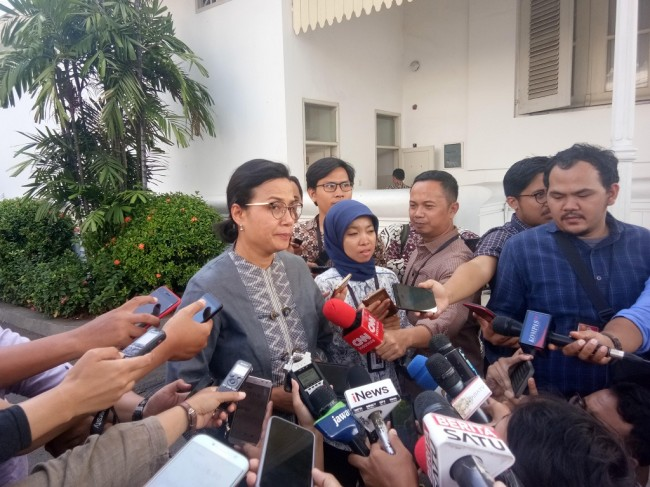 Govt, BI and OJK Discuss Current Economic Situations