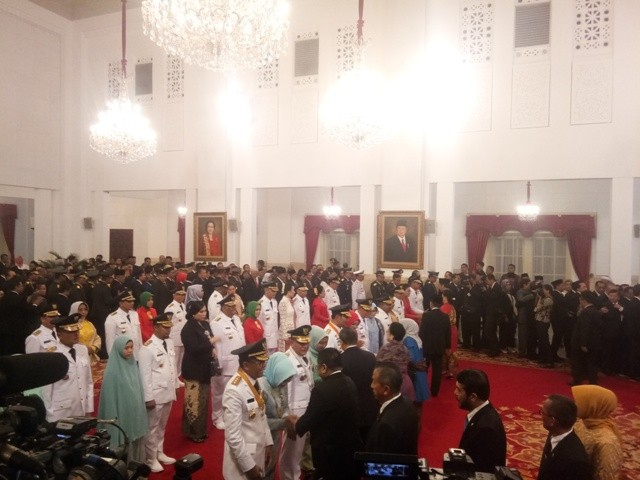9 New Governors Inaugurated