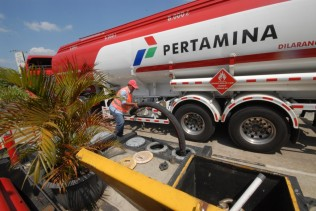 Pertamina Won't Change Fuel Prices: Official