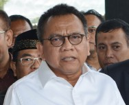 Taufik Believes He Could Become Jakarta Vice Governor