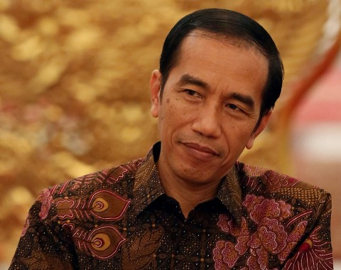 President Joko Widodo (Photo:MI/Ramdani)