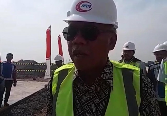 Govt to Complete Serpong-Kunciran Toll Road by April 2019