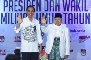 Jokowi, Ma'ruf to Hold Meeting with Their Campaign Team