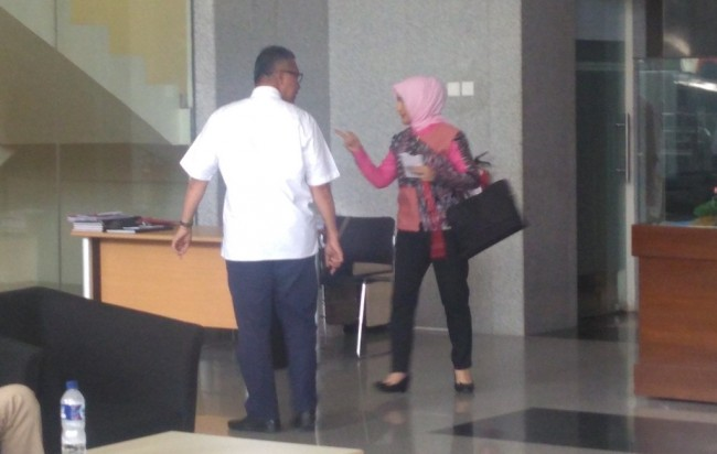 Pertamina CEO Questioned as Witness by KPK
