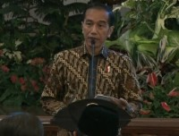 Jokowi Opens 1st Permabudhi National Congress