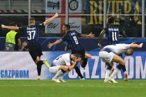 Inter Tundukkan Spurs 2-1
