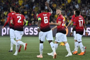 Manchester United Curi Poin Penuh di Kandang Young Boys