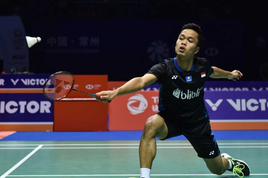 Ginting Tembus Final China Terbuka