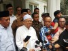 Ma'ruf Amin Holds Meeting with Clerics