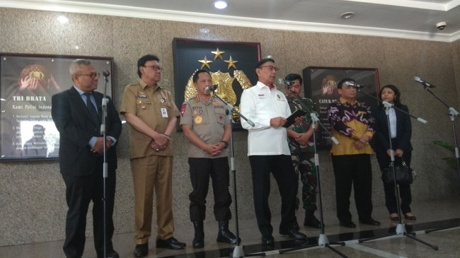 Govt to Increase Coordination to Secure 2019 Elections