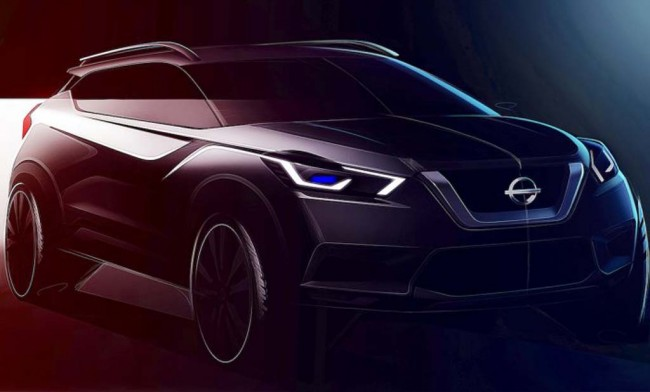 Nissan Kicks Segera Debut di India, Oktober 2018