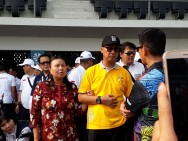 Social Affairs Minister Inspects Venues of Asian Para Games