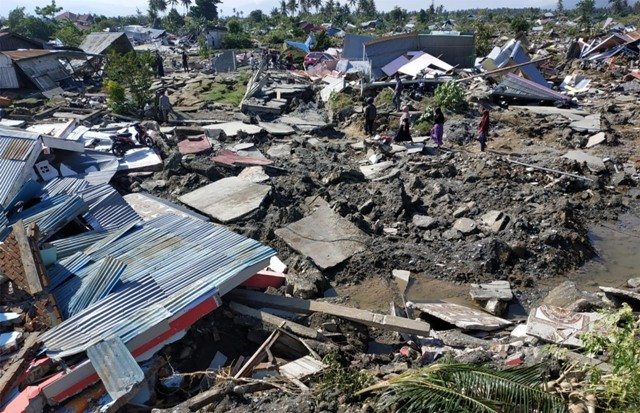 Task Force Established to Assess Foreign Aid for Quake Victims