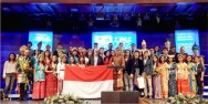 Paduan Suara UNPAR Juara 2 International Baltic Sea Choir Competition