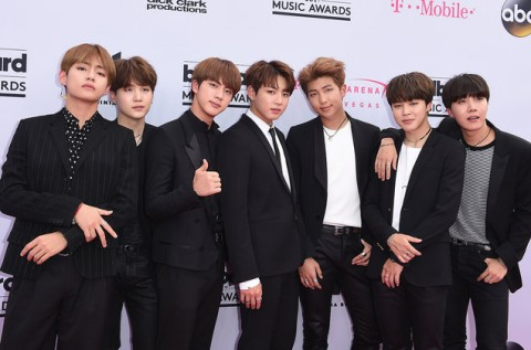 BTS (Foto: via billboard)