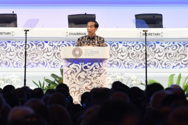 Winter Is Coming: Jokowi