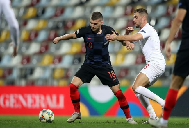 Hasil Pertandingan UEFA Nations League Dini Hari tadi