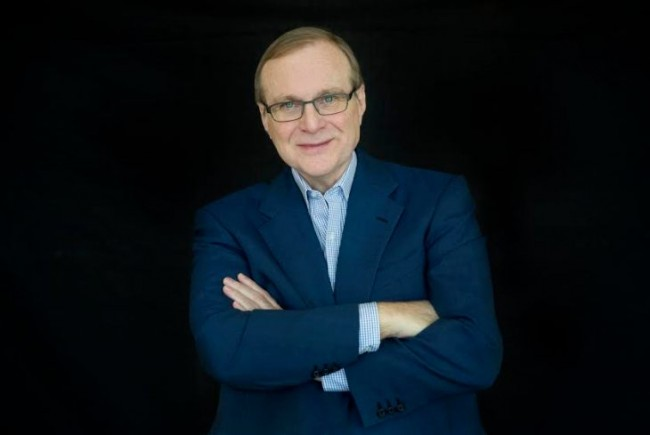 Co-Founder Microsoft Paul Allen Tutup Usia