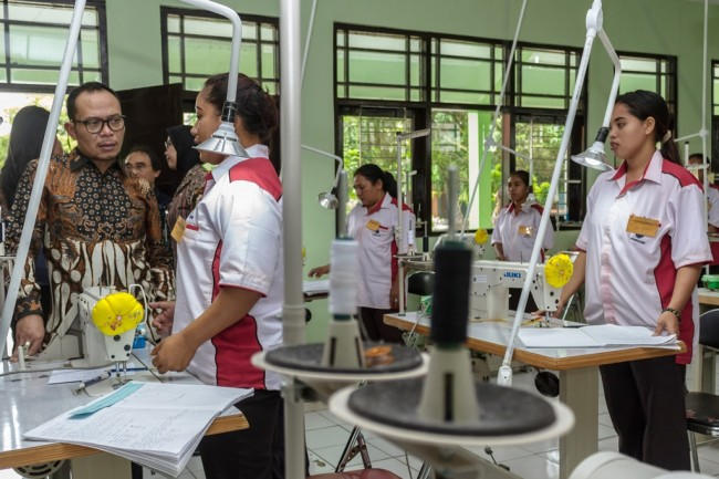 8.03% Minimum Wage Rise May Affect Labor-Intensive Sectors: Apindo