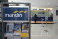 Bank Mandiri Salip Facebook