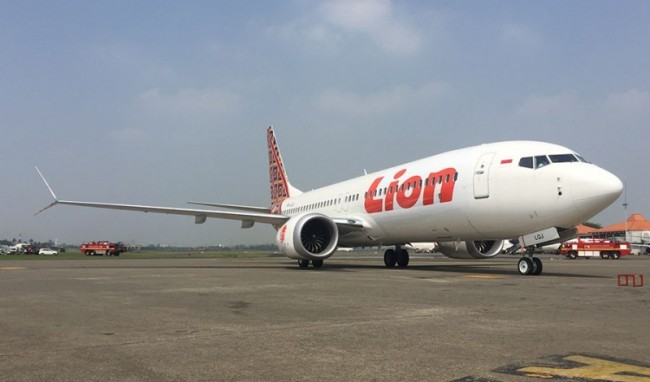 Boeing Ready to Assist Lion Air JT610 Accident Investigation