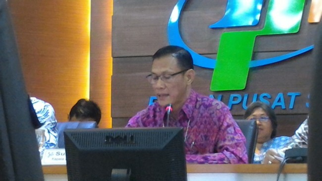 Indonesia Posts 0.28% Inflation in October: BPS