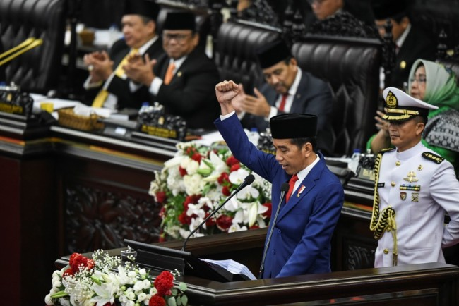 Jokowi Says Technological Innovations Should Boost Economic Activities
