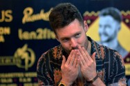 Calum Scott Tampil di Do Music Festival Pekanbaru