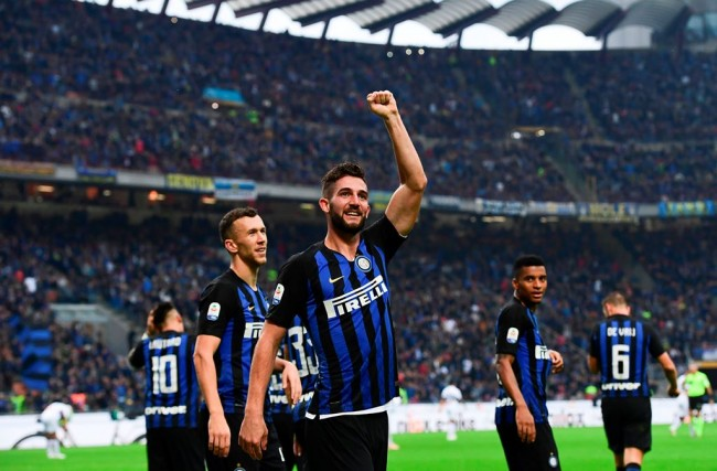 Review Serie-A Pekan ke-11: Inter <i>On Fire</i>