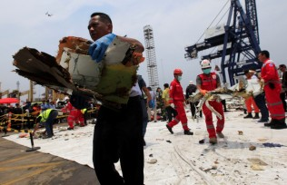Downed Lion Air Jet's ELT Found