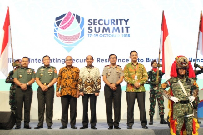 Security Summit 2018 Kupas Keamanan Bisnis Digital