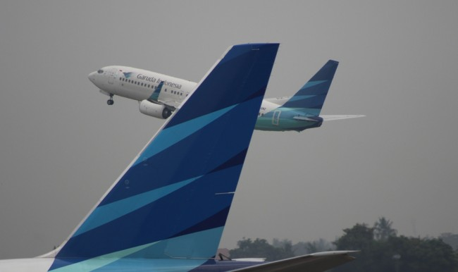 Garuda Buka Lagi Penerbangan ke London