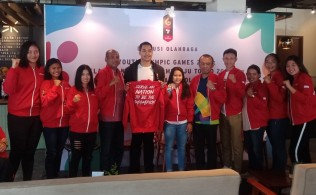 <i>Youth Olympic Games</i> 2018 Momentum Pembinaan Atlet Muda