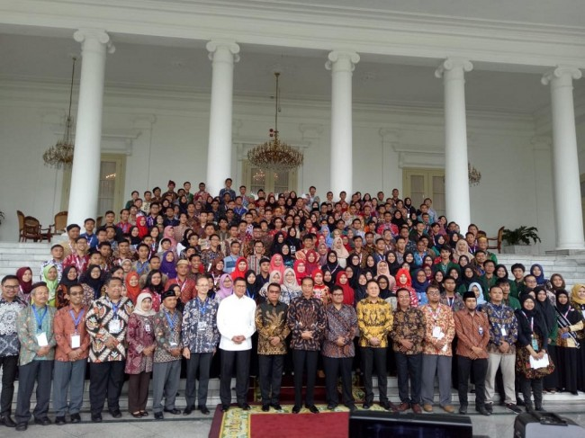 RI to Become Fourth Largest Economy: Jokowi